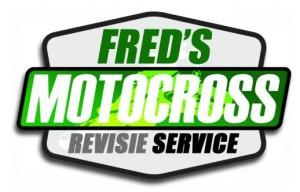 Fred's motor revisie logo