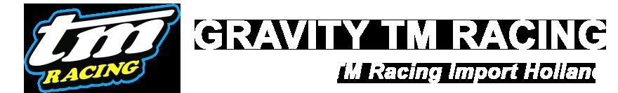 Gravity TM Racing – TM Import Holland Logo